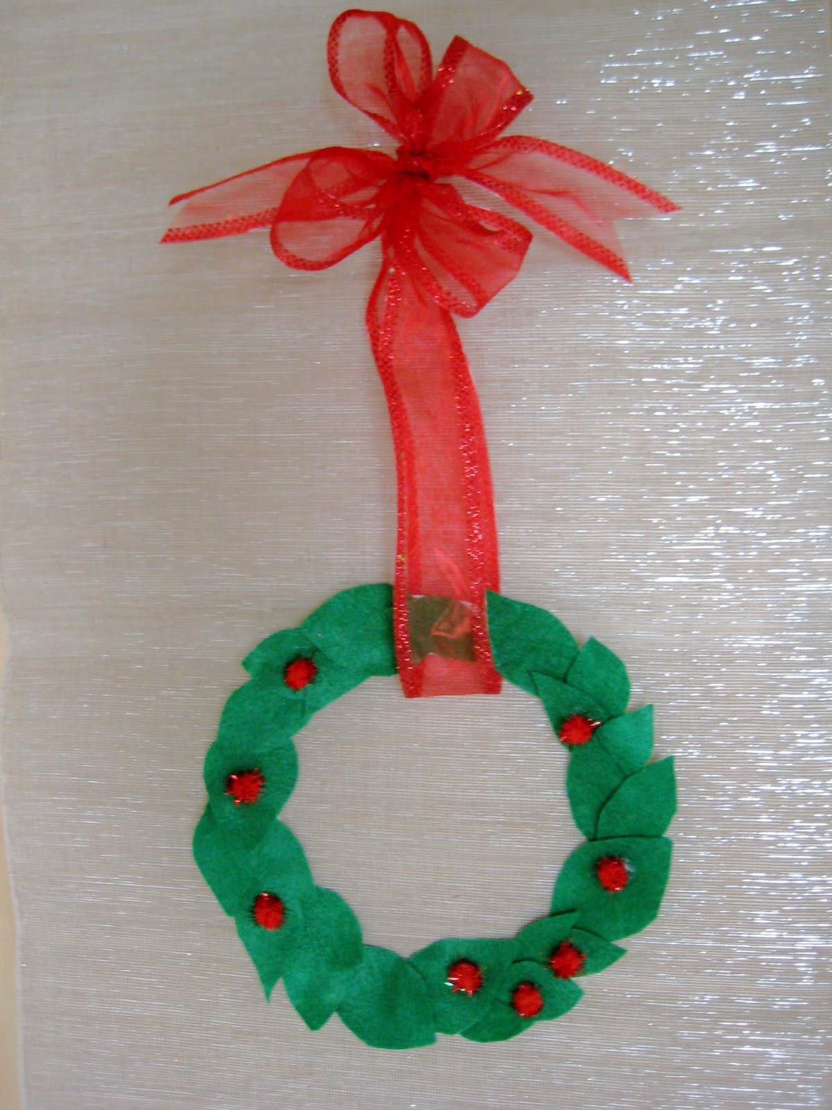 Best ideas about Easy Crafts For Preschoolers . Save or Pin easy preschool christmas crafts Now.
