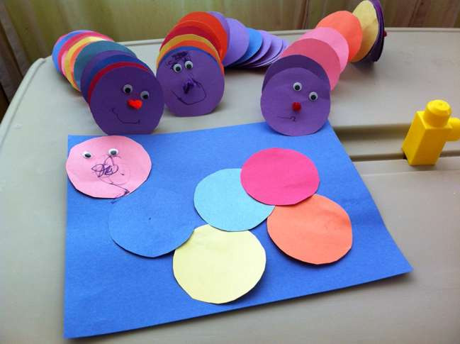 Best ideas about Easy Crafts For Preschoolers . Save or Pin easy spring toddler crafts Now.