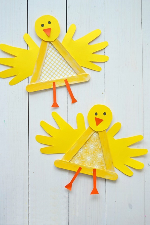 Best ideas about Easy Crafts For Preschoolers . Save or Pin easy easter crafts for preschool craftshady craftshady Now.