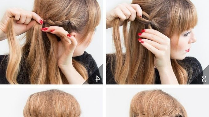 Best ideas about Easy Hairstyles For Church . Save or Pin hairstyles for church easy Hairstyles By Unixcode Now.