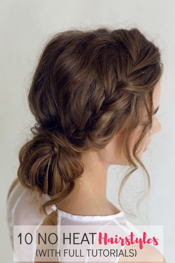 Best ideas about Easy Hairstyles For Church . Save or Pin Cute And Fast Hairstyles For Church Now.
