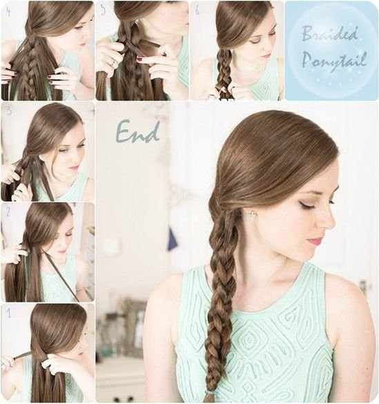 Best ideas about Easy Hairstyles For Church . Save or Pin Cute Quick And Easy Hairstyles For Church Now.