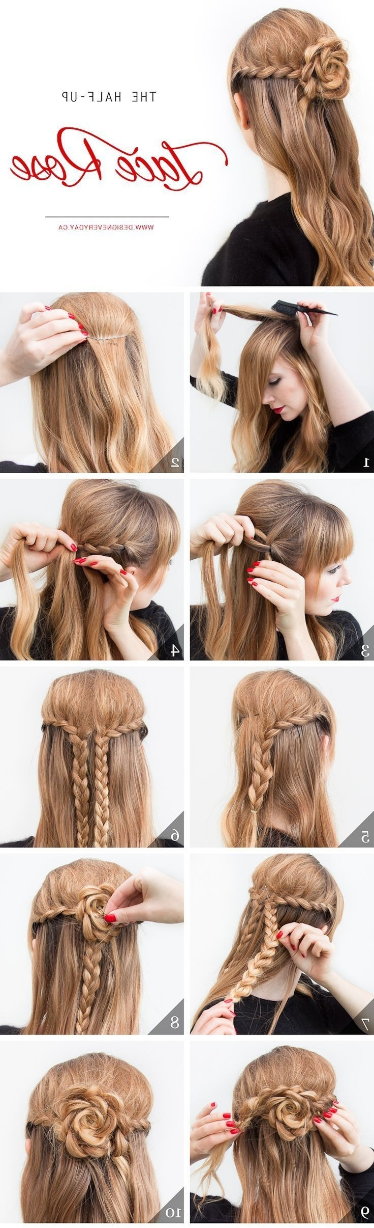 Best ideas about Easy Hairstyles For Church . Save or Pin Hairstyles For Church Easy Now.