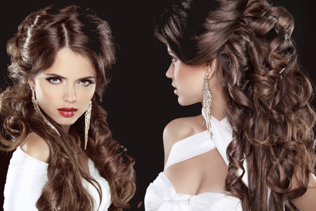 Best ideas about Easy Hairstyles For Party . Save or Pin Simple Hairstyle For Party Now.