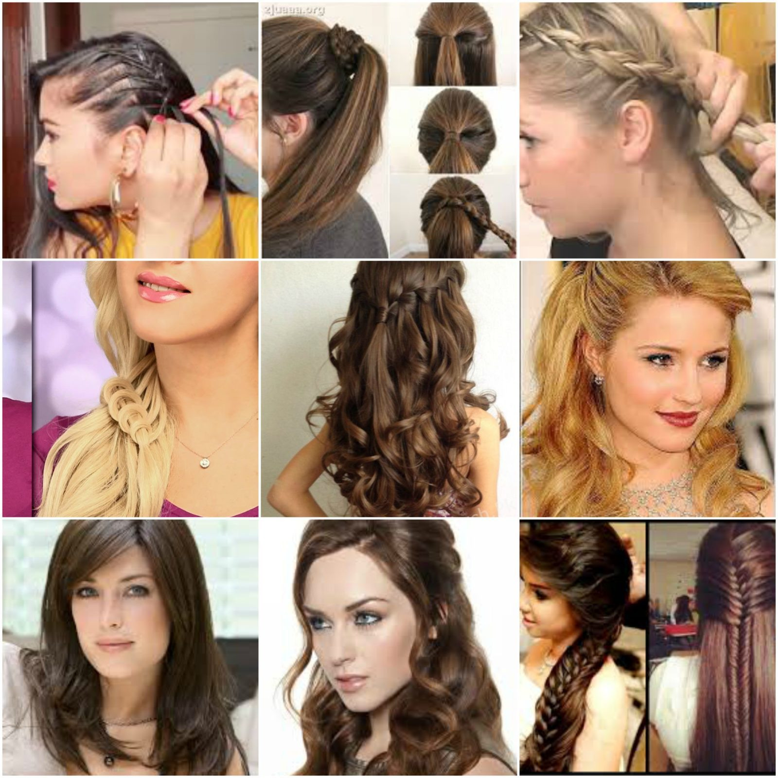 Best ideas about Easy Hairstyles For Party . Save or Pin 100 Easy hairstyles for medium hair for party in 2019 Now.