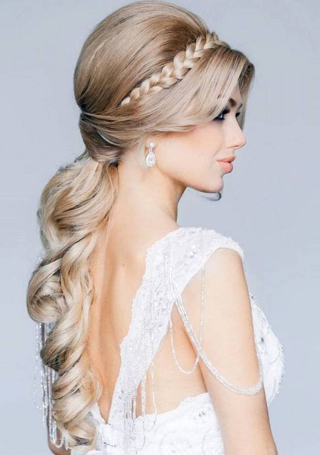 Best ideas about Easy Hairstyles For Party . Save or Pin Quick And Easy Party Hairstyles For Long Hair To Do At Now.