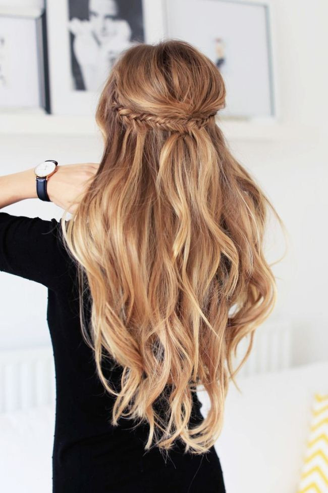 Best ideas about Easy Hairstyles For Party . Save or Pin Easy Hairstyles For Birthday Parties Now.