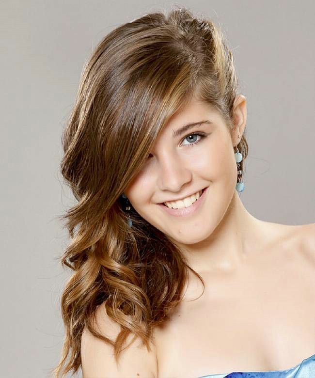 Best ideas about Easy Hairstyles For Party . Save or Pin Medium Hairstyles Short Hair In Pony Tails Now.