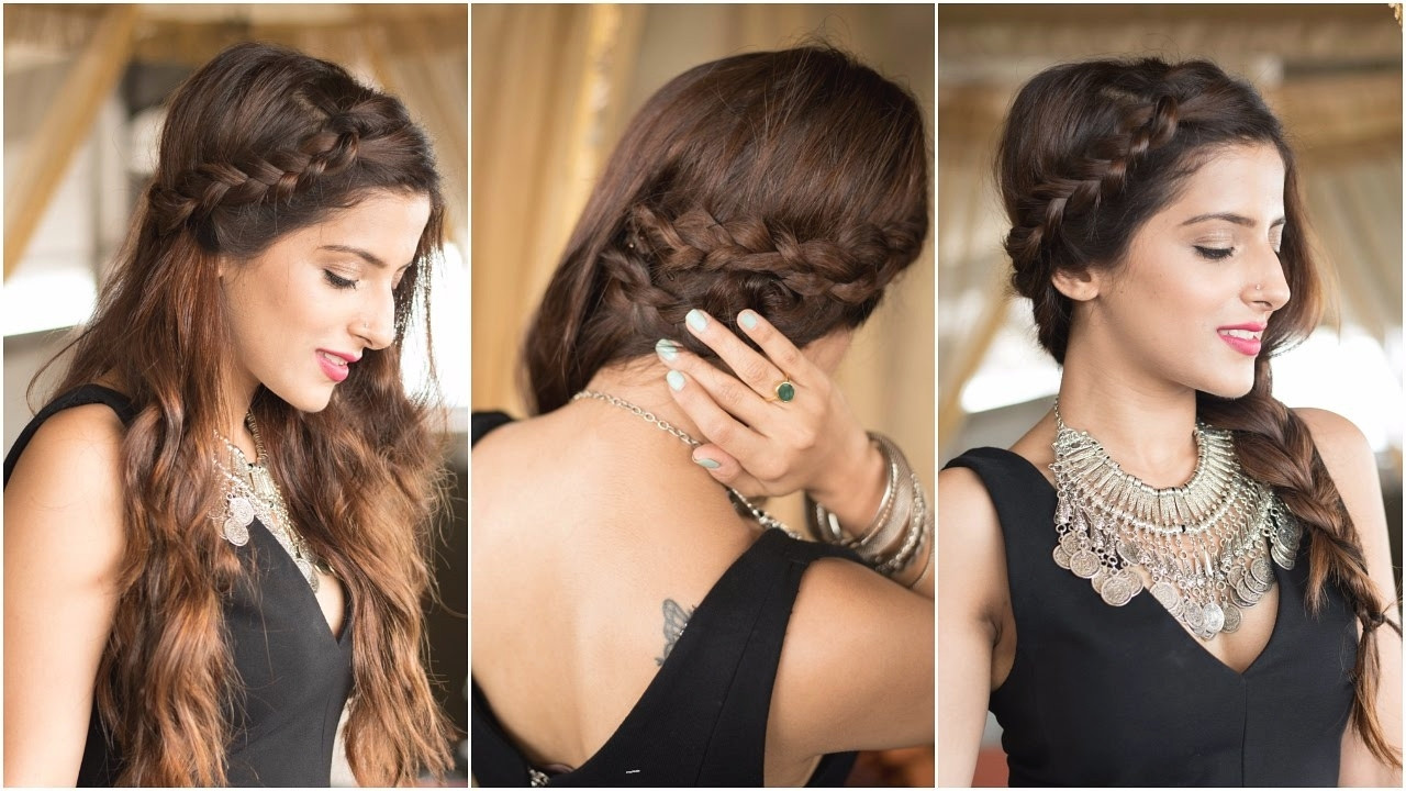 Best ideas about Easy Hairstyles For Party . Save or Pin Cute Hairstyles For Parties Now.