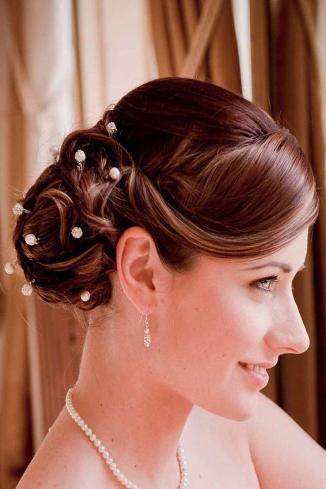 Best ideas about Easy Hairstyles For Party . Save or Pin Quick And Easy Party Hairstyles For Medium Hair At Home Now.
