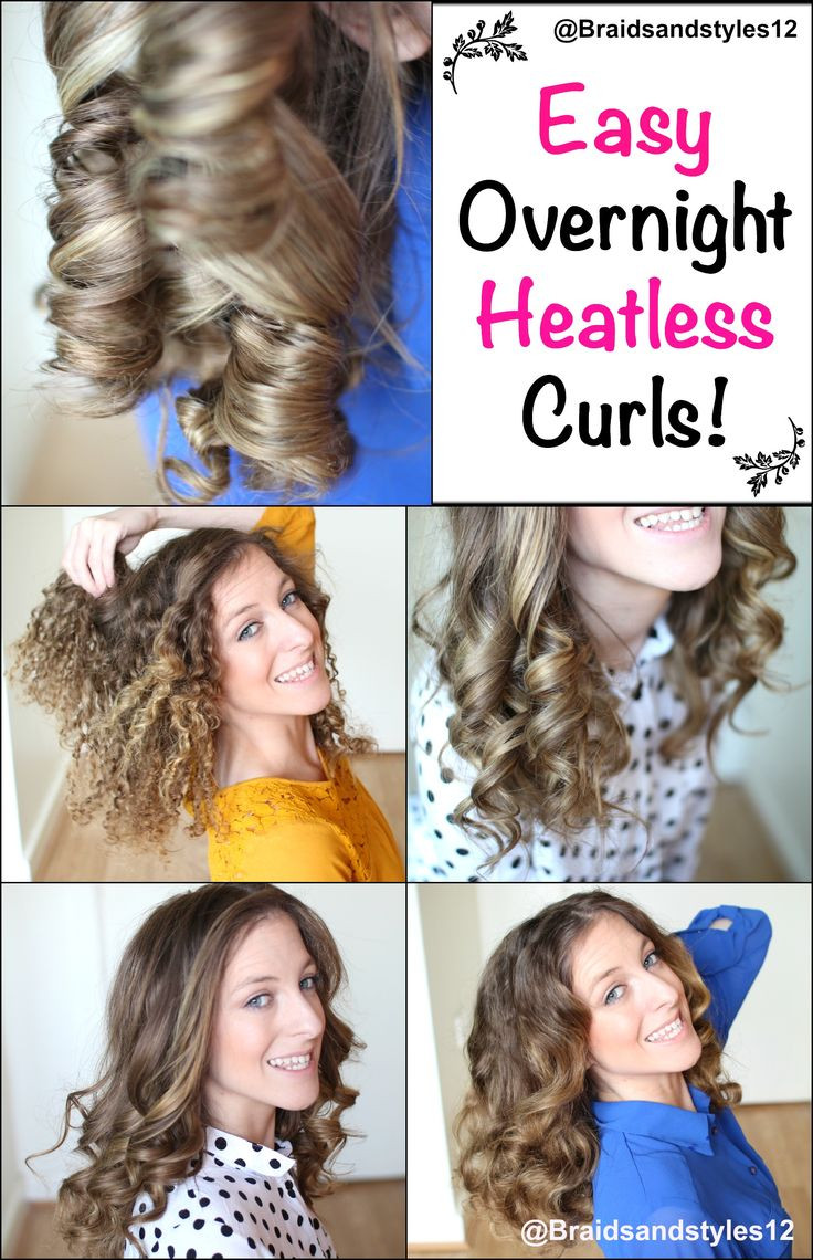 Best ideas about Easy Overnight Hairstyles . Save or Pin Easy Overnight Hairstyles Now.