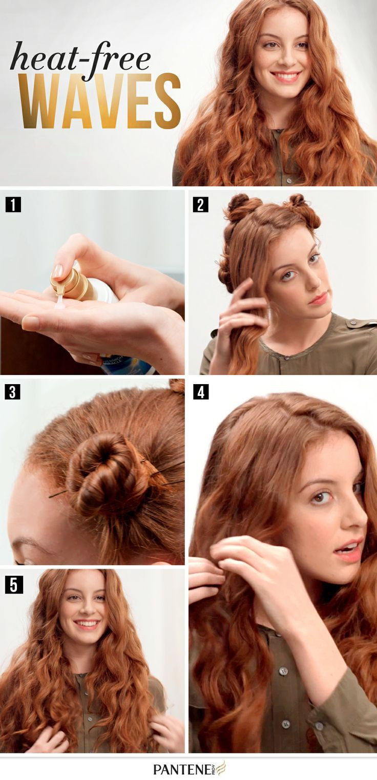 Best ideas about Easy Overnight Hairstyles . Save or Pin 6 Ways to curl your hair for home ing Now.
