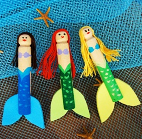 Best ideas about Easy Summer Crafts For Preschoolers . Save or Pin easy summer craft craftshady craftshady Now.