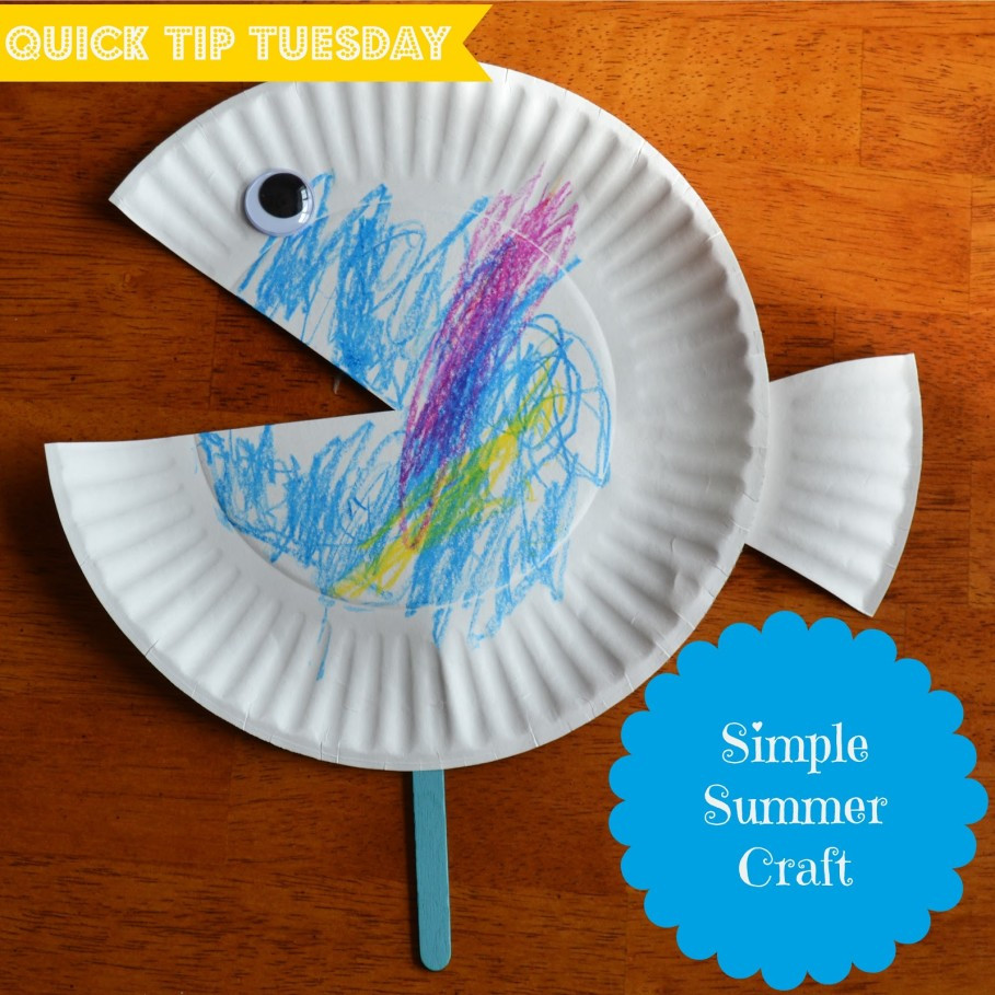 Best ideas about Easy Summer Crafts For Preschoolers . Save or Pin interior Super Quick Craft Ideas for DIY Home Interior Now.