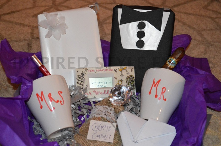Best ideas about Engagement Gift Ideas For Couple . Save or Pin 1000 images about Engagement t ideas on Pinterest Now.