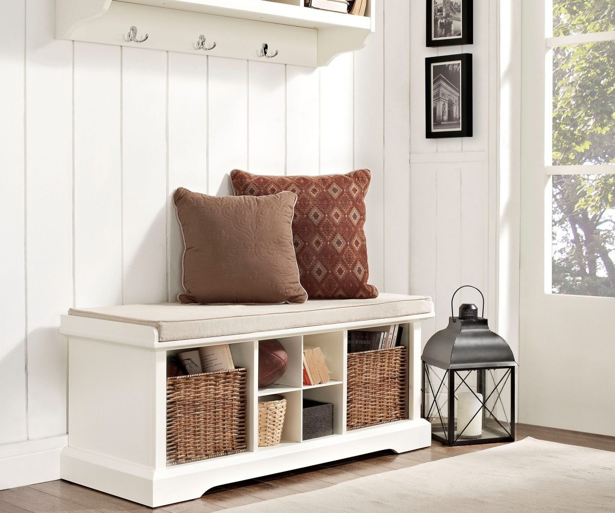 Best ideas about Entryway Bench With Hooks . Save or Pin Entryway Bench With Coat Rack Tar — STABBEDINBACK Foyer Now.