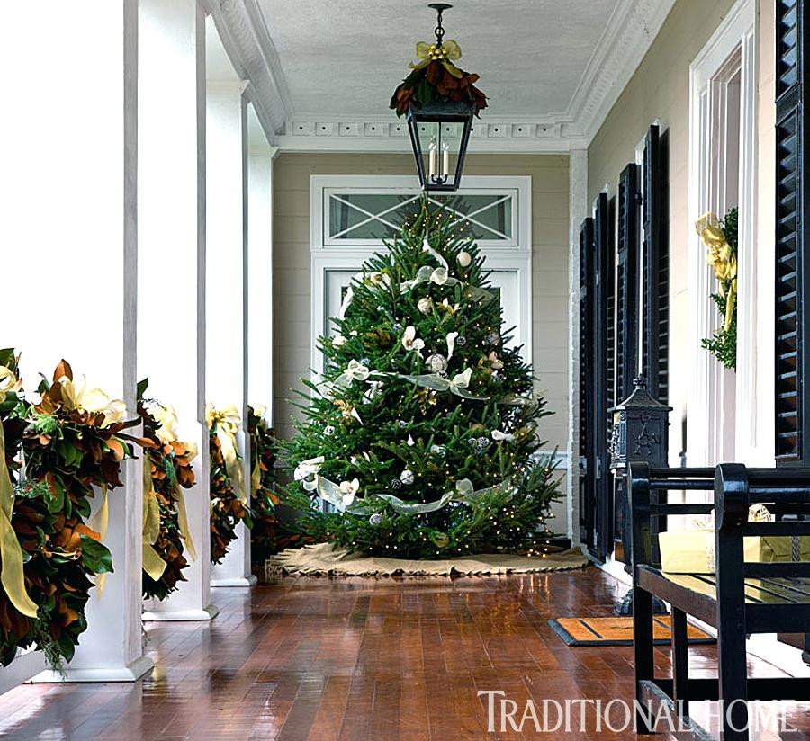 Best ideas about Entryway Christmas Tree . Save or Pin entryway christmas tree – TheChowDown Now.
