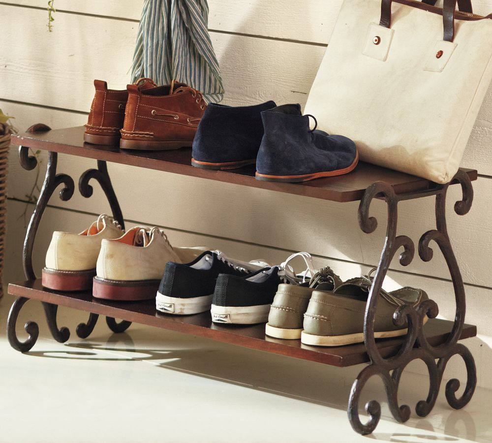 Best ideas about Entryway Shoe Rack . Save or Pin 55 Entryway Shoe Storage Ideas Now.