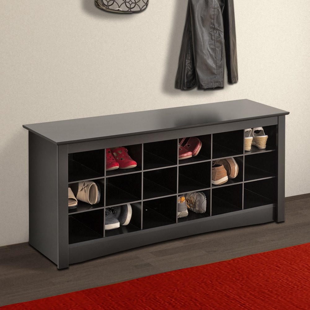 Best ideas about Entryway Shoe Rack . Save or Pin Entryway Shoe Organizer Cubbie — STABBEDINBACK Foyer Now.