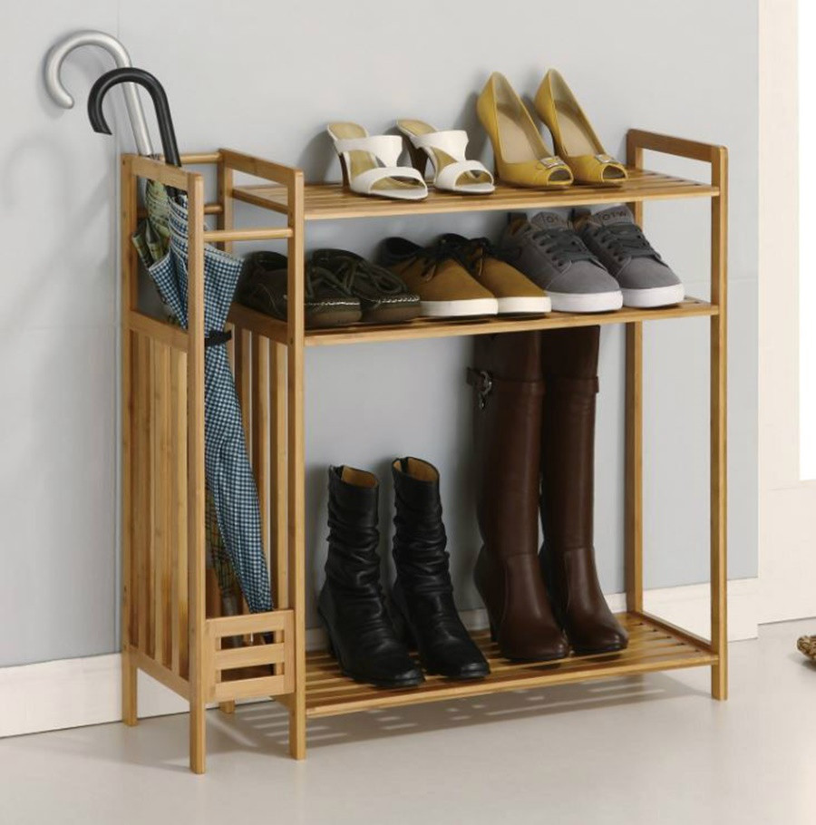 Best ideas about Entryway Shoe Rack . Save or Pin Affordable Shoe Rack For Entryway — STABBEDINBACK Foyer Now.