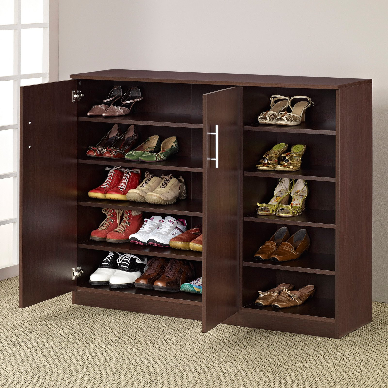 Best ideas about Entryway Shoe Rack . Save or Pin Perfect Shoe Rack For Entryway — STABBEDINBACK Foyer Now.