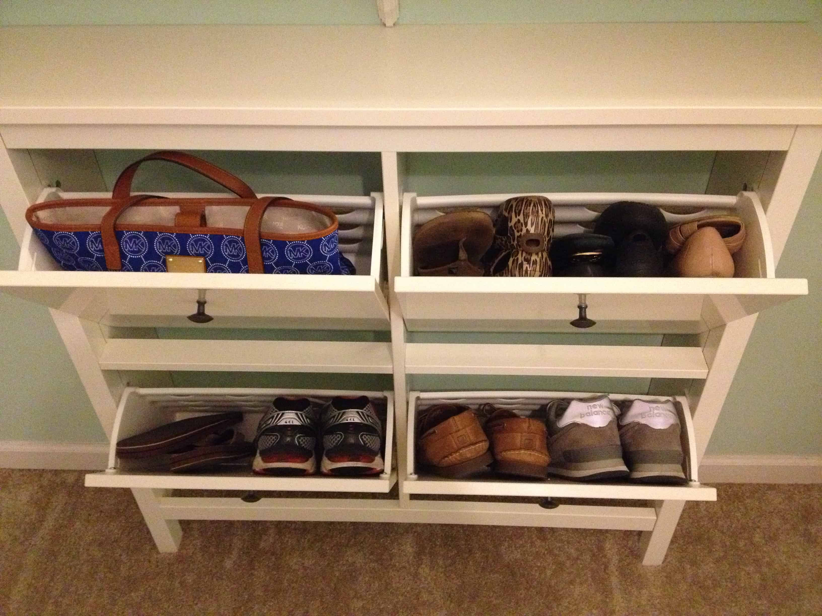 Best ideas about Entryway Shoe Rack . Save or Pin Shoe Pile Don t Bother Me Charleston Crafted Now.