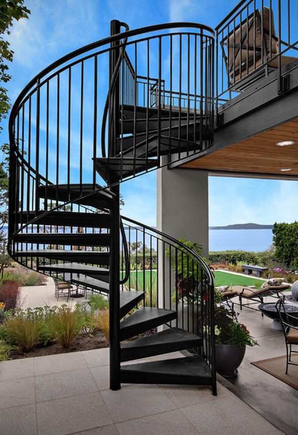 Best ideas about Exterior Spiral Staircase . Save or Pin What You Need To Know About Spiral Staircases Now.