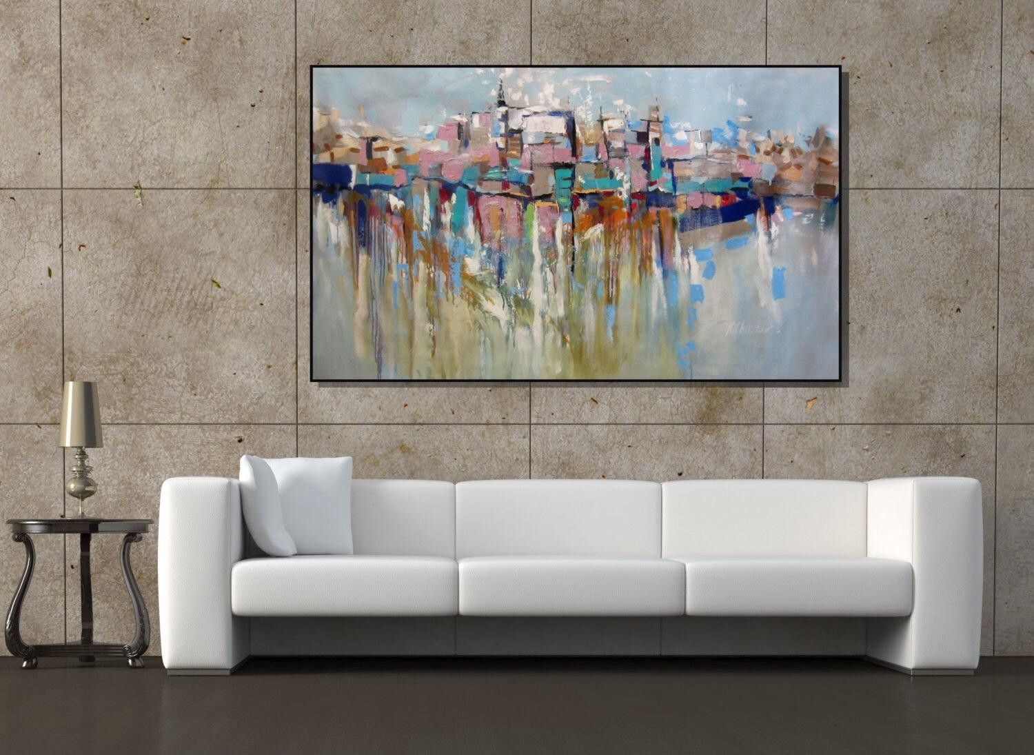 Best ideas about Extra Large Wall Art . Save or Pin 20 Ideas of Very Wall Art Now.
