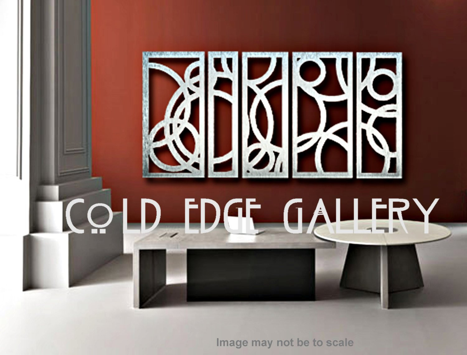 Best ideas about Extra Large Wall Art . Save or Pin Extra Art Metal Wall Art Art Decor by ColdEdgeGallery Now.