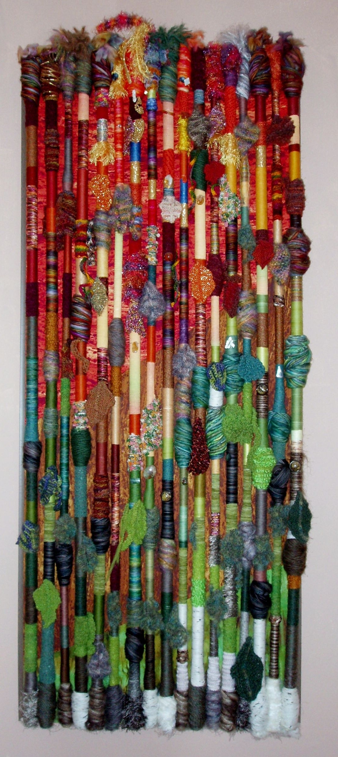 Best ideas about Fabric Wall Art . Save or Pin 15 Collection of Fabric Art Wall Hangings Now.