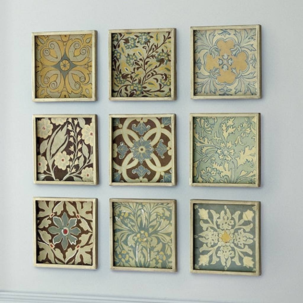 Best ideas about Fabric Wall Art . Save or Pin 20 Best Collection of Fabric Wall Art Now.