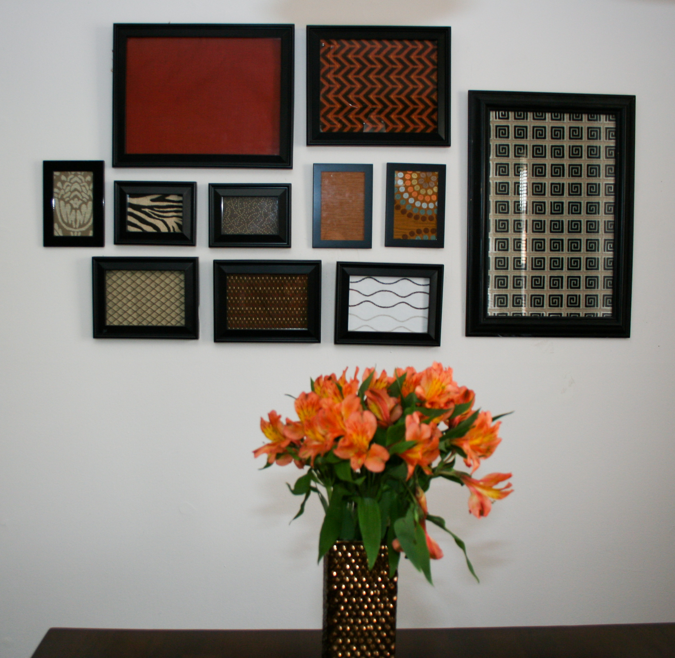 Best ideas about Fabric Wall Art . Save or Pin Framed Fabric Wall Art Now.