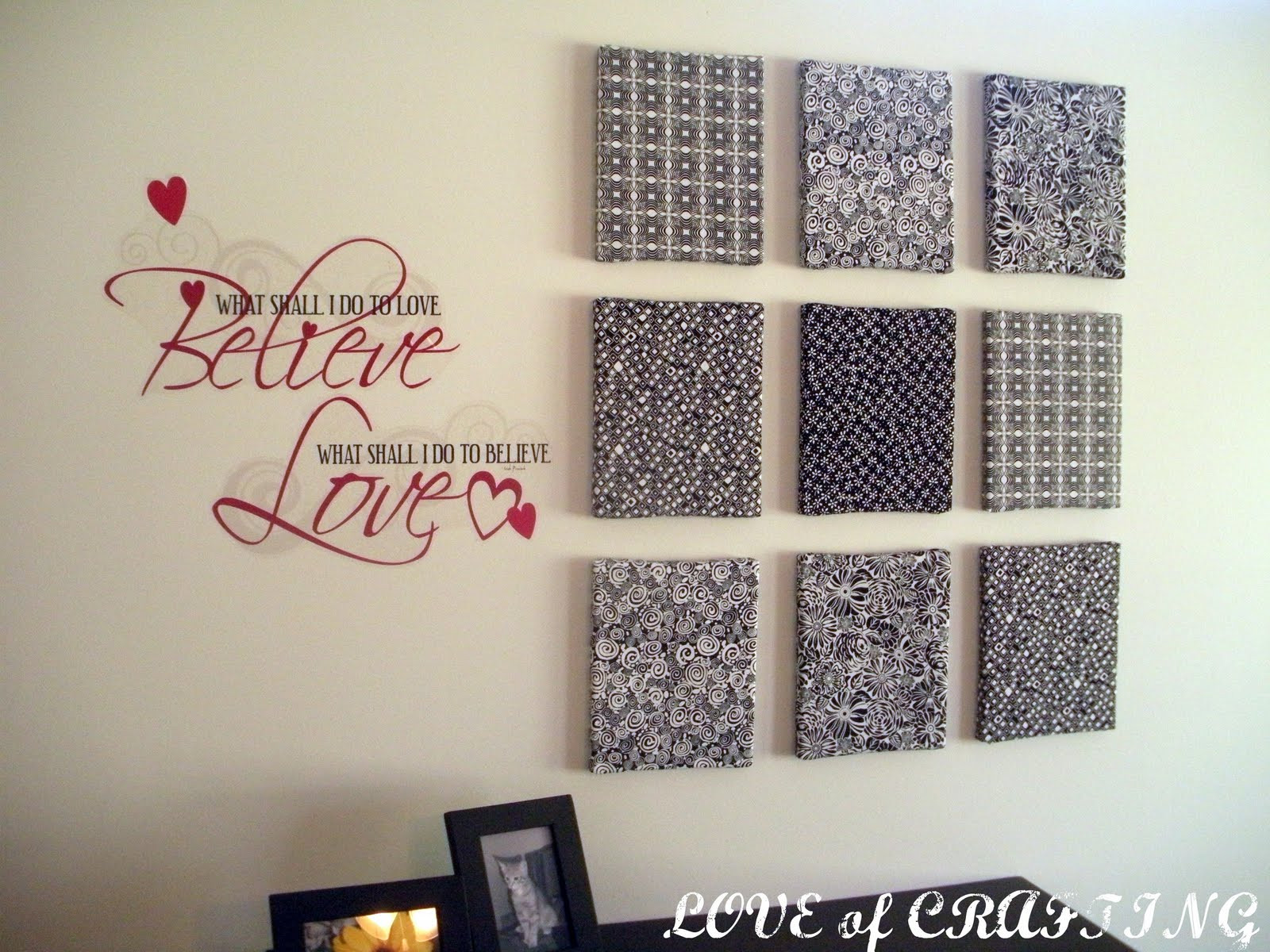 Best ideas about Fabric Wall Art . Save or Pin Fly Girls Fabric Wall Art Now.