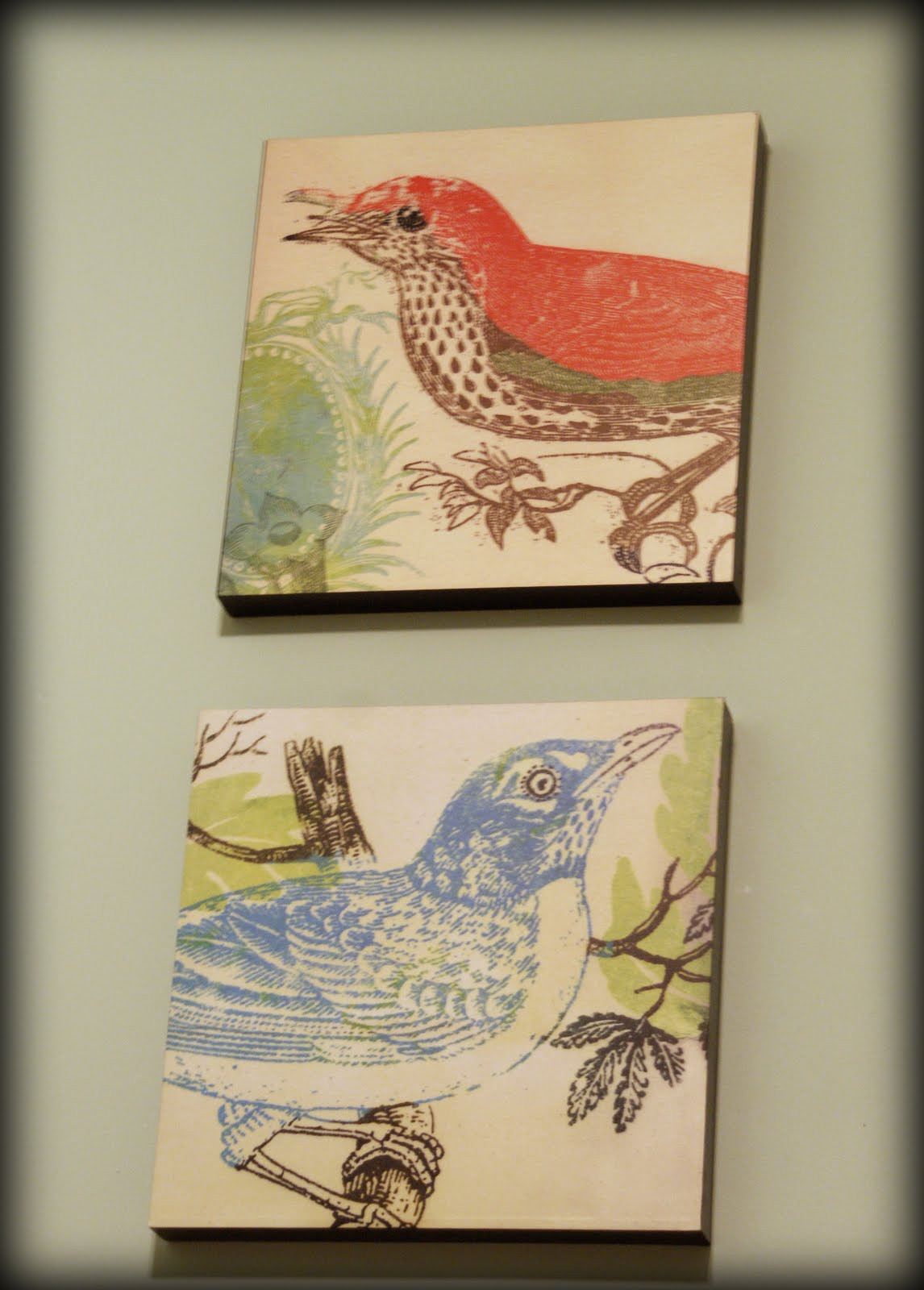 Best ideas about Fabric Wall Art . Save or Pin Fabric Wall Art DIY My Retro Kitchen Now.