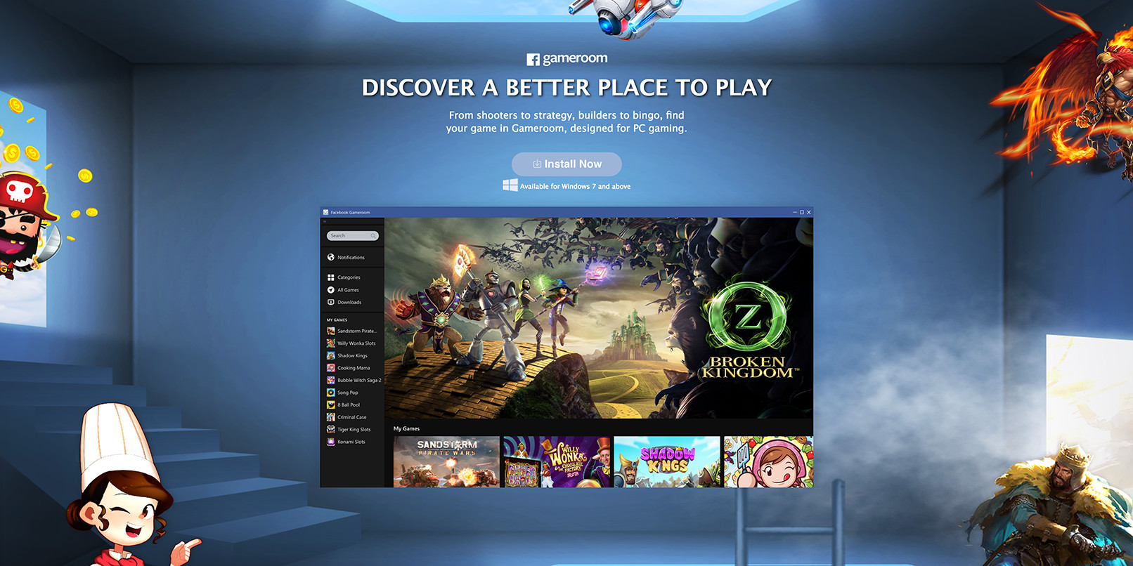 Best ideas about Facebook Game Room . Save or Pin has Steam in its crosshairs with new Gameroom Now.