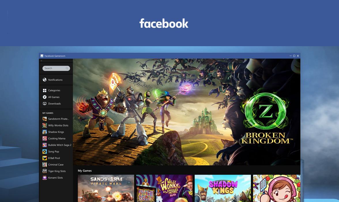 Best ideas about Facebook Game Room . Save or Pin Gameroom se lance sur le marché du jeu Now.