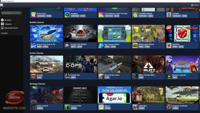 Best ideas about Facebook Game Room . Save or Pin Launches Steam like Gameroom for PC Gamers MMO Now.