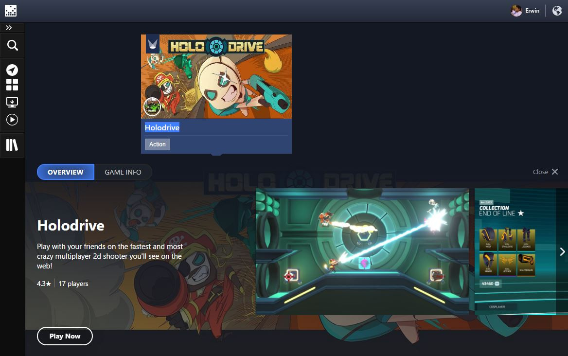 Best ideas about Facebook Game Room Review . Save or Pin HoloDrive is Now FREE in Gameroom Now.