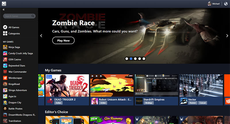 Best ideas about Facebook Game Room Review . Save or Pin Stashes All Its Games In e App Now.