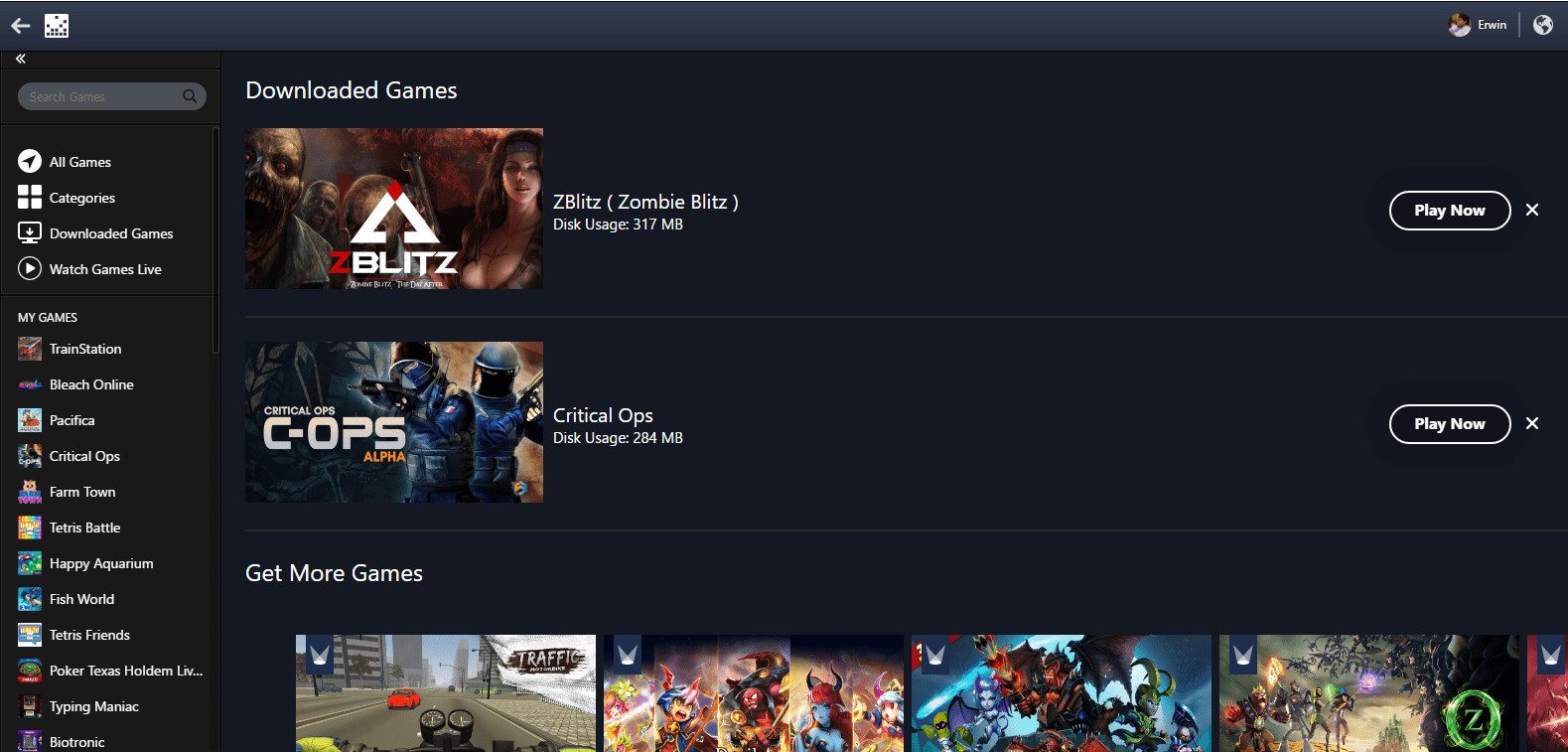 Best ideas about Facebook Game Room Review . Save or Pin Gameroom Added Watch Games Live Streaming Now.