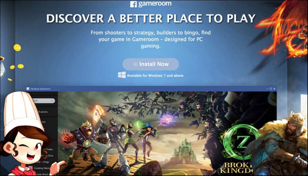 Best ideas about Facebook Game Room Review . Save or Pin Gameroom από το Now.