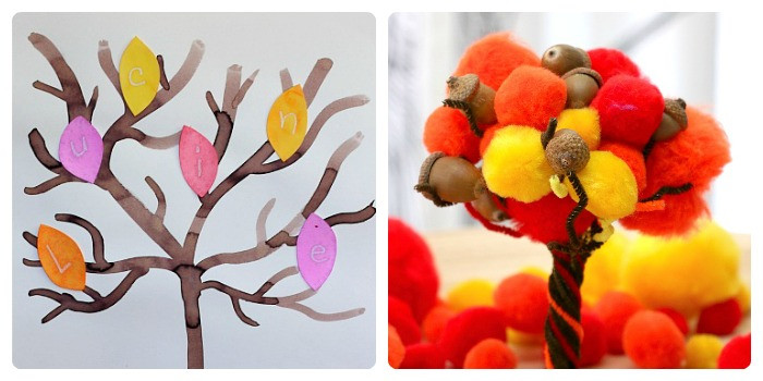 Best ideas about Fall Art Project For Kids . Save or Pin Fall Art Projects for Kids All About Trees Now.