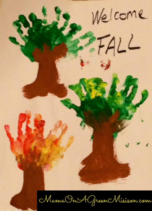Best ideas about Fall Art Project For Kids . Save or Pin PreSchool Fall Art Projects for Your Toddler Mama a Now.