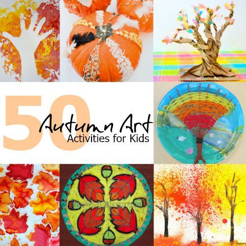 Best ideas about Fall Art Project For Kids . Save or Pin Open Ended Autumn Art Activities for Kids e Time Through Now.