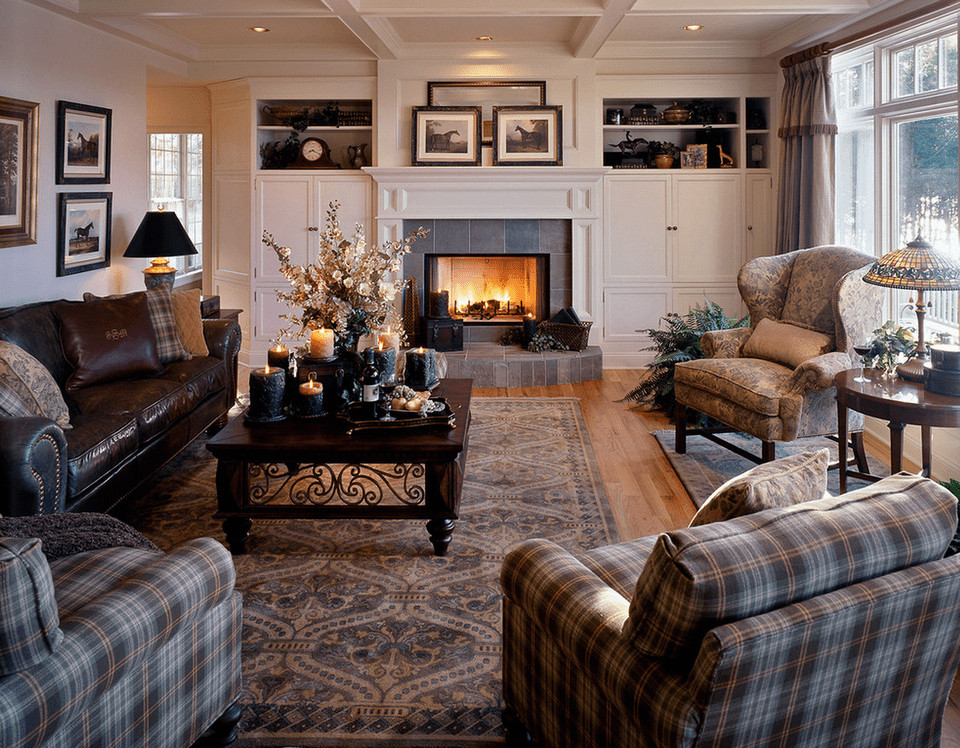 Best ideas about Family Room Designs . Save or Pin 21 Cozy Living Room Design Ideas Now.