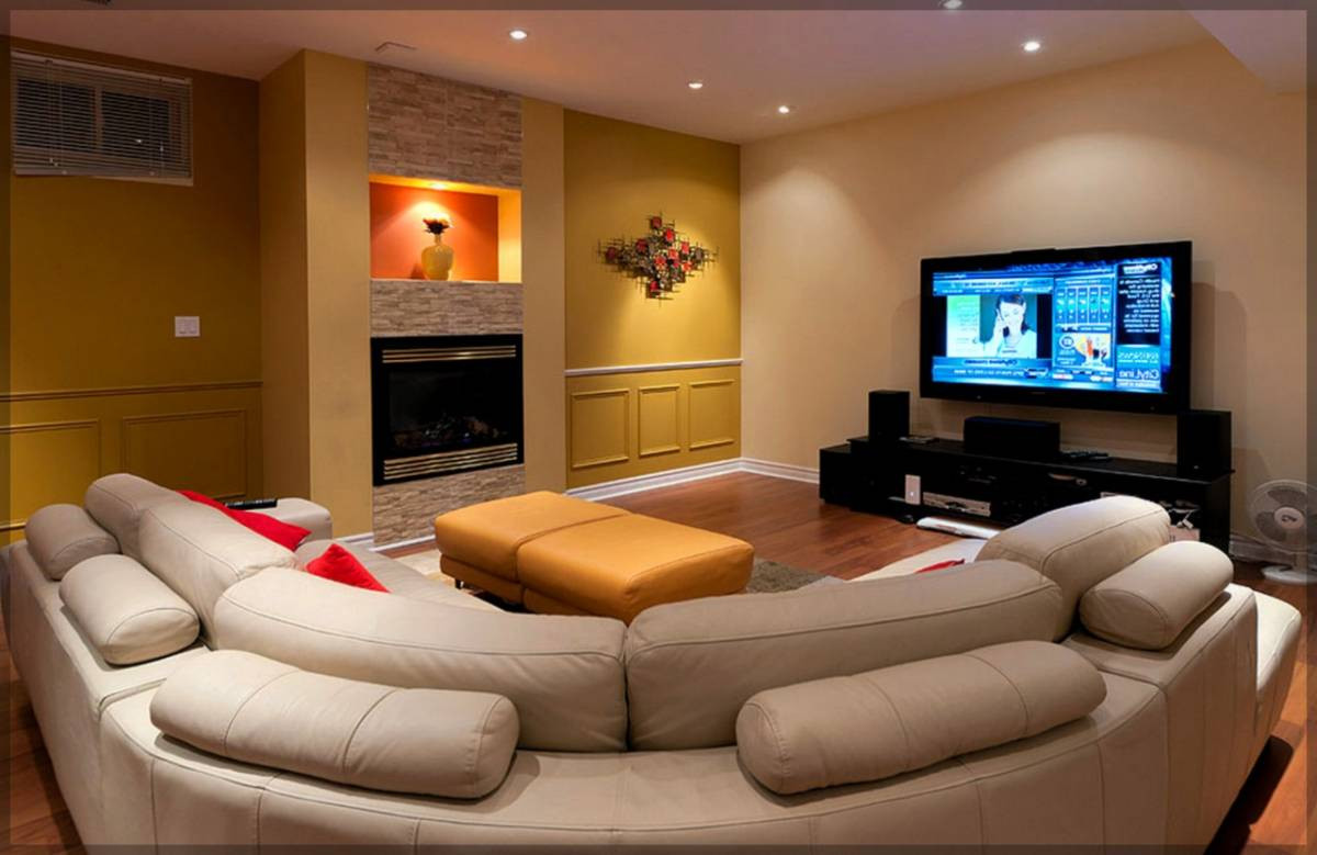 Best ideas about Family Room Designs . Save or Pin 18 Ideas To Design fortable Your Family Room Interior Now.
