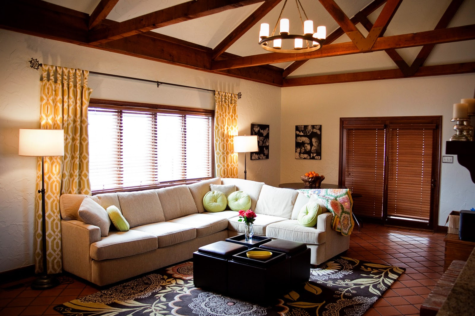 Best ideas about Family Room Designs . Save or Pin How To Place Area Rugs In Family Room Ideas & Inspirations Now.