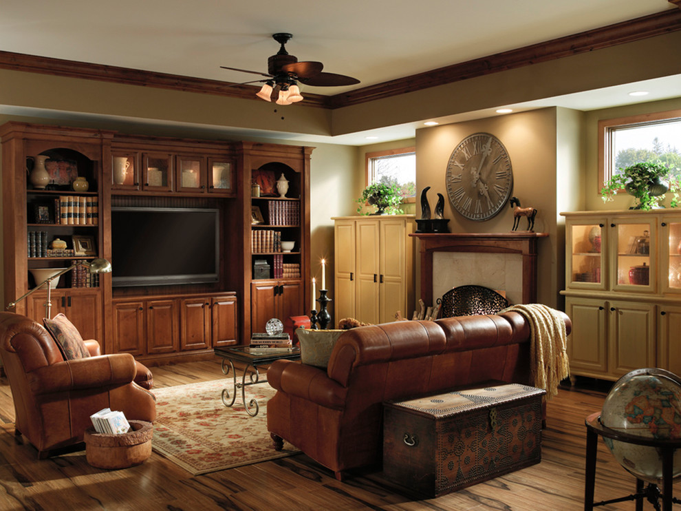 Best ideas about Family Room Designs . Save or Pin wall unit entertainment centers Family Room Layout Now.