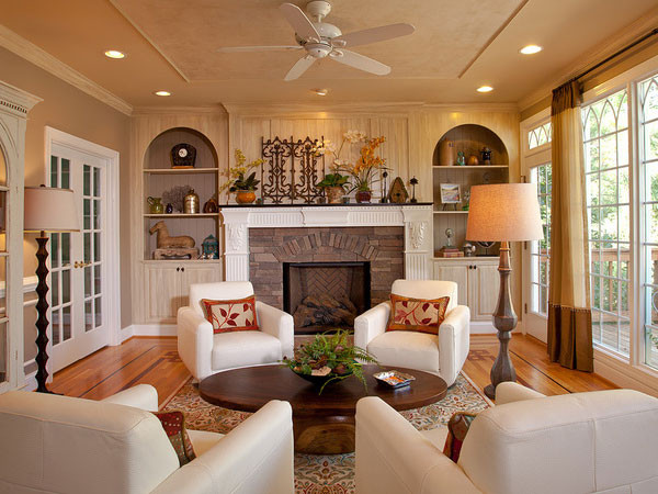 "Best ideas about Family Room Designs . Save or Pin Perfect idea for our front room ""27 Unbelievable Family Now."