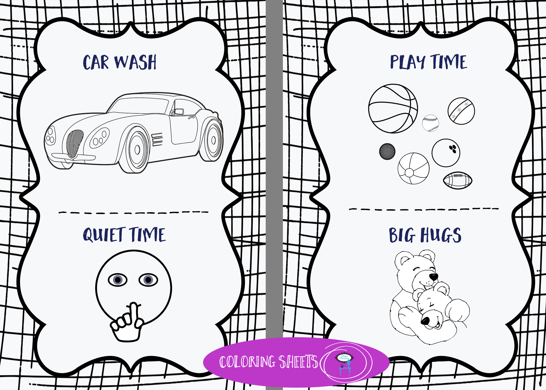 Best ideas about Father'S Day Coupon Book Printable Coloring Pages . Save or Pin Celebrate Dad with this Free Father s Day Coloring Coupon Now.